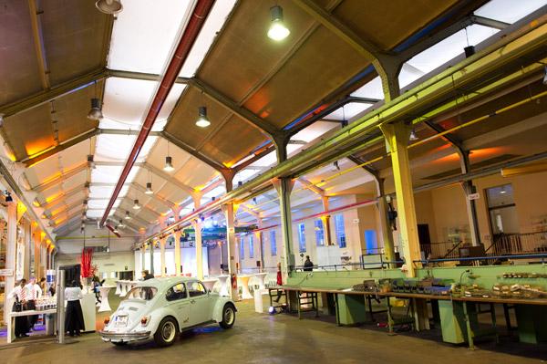 Nastri radianti girad installati in Germania