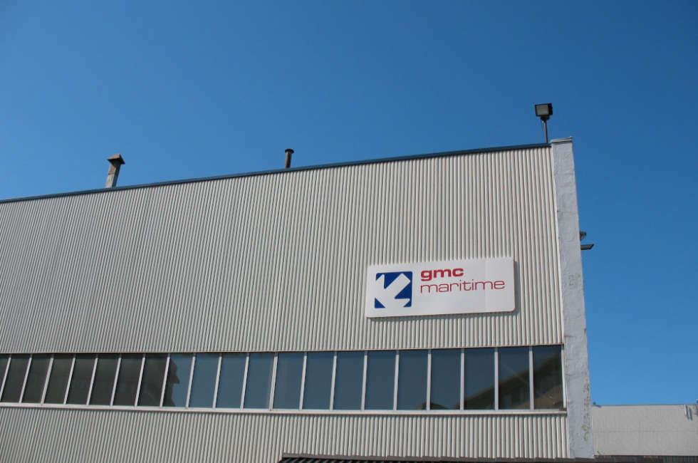 Stabilimento GMC Stavanger operante nel settore marittimo riscaldato con nastri radianti girad Fraccaro