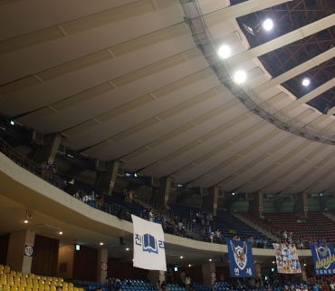 Jamsil Students' Gymnasium - South Korea - Seoul