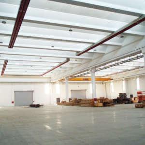 Installazione presso Cinel Officine Meccaniche Spa