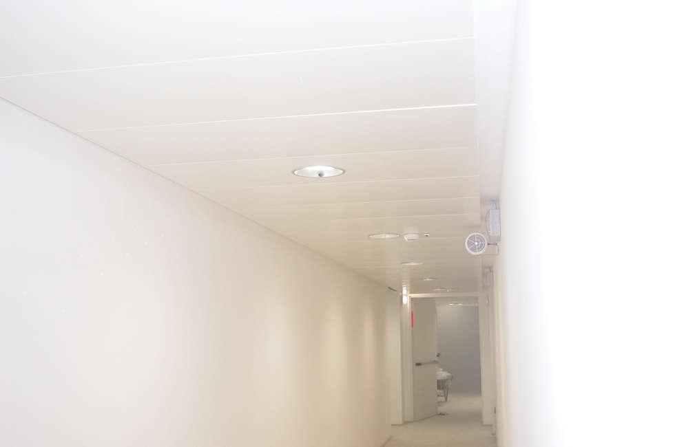 radiant ceiling hospital
