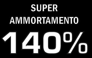 Super ammortamento 140%
